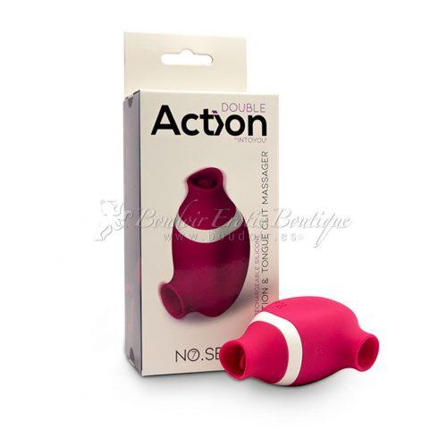 Suction tongue Clitoris Massager